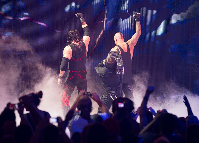 The Undertaker Kane Brothers WWE