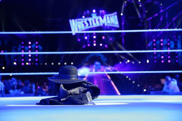The Undertaker Retire WrestleMania 33 Roman Reigns