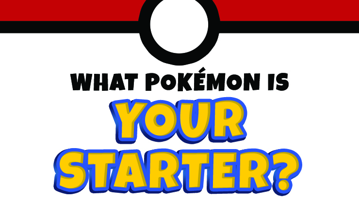What Pokémon is Your Starter?