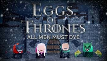 Eggs of Thrones