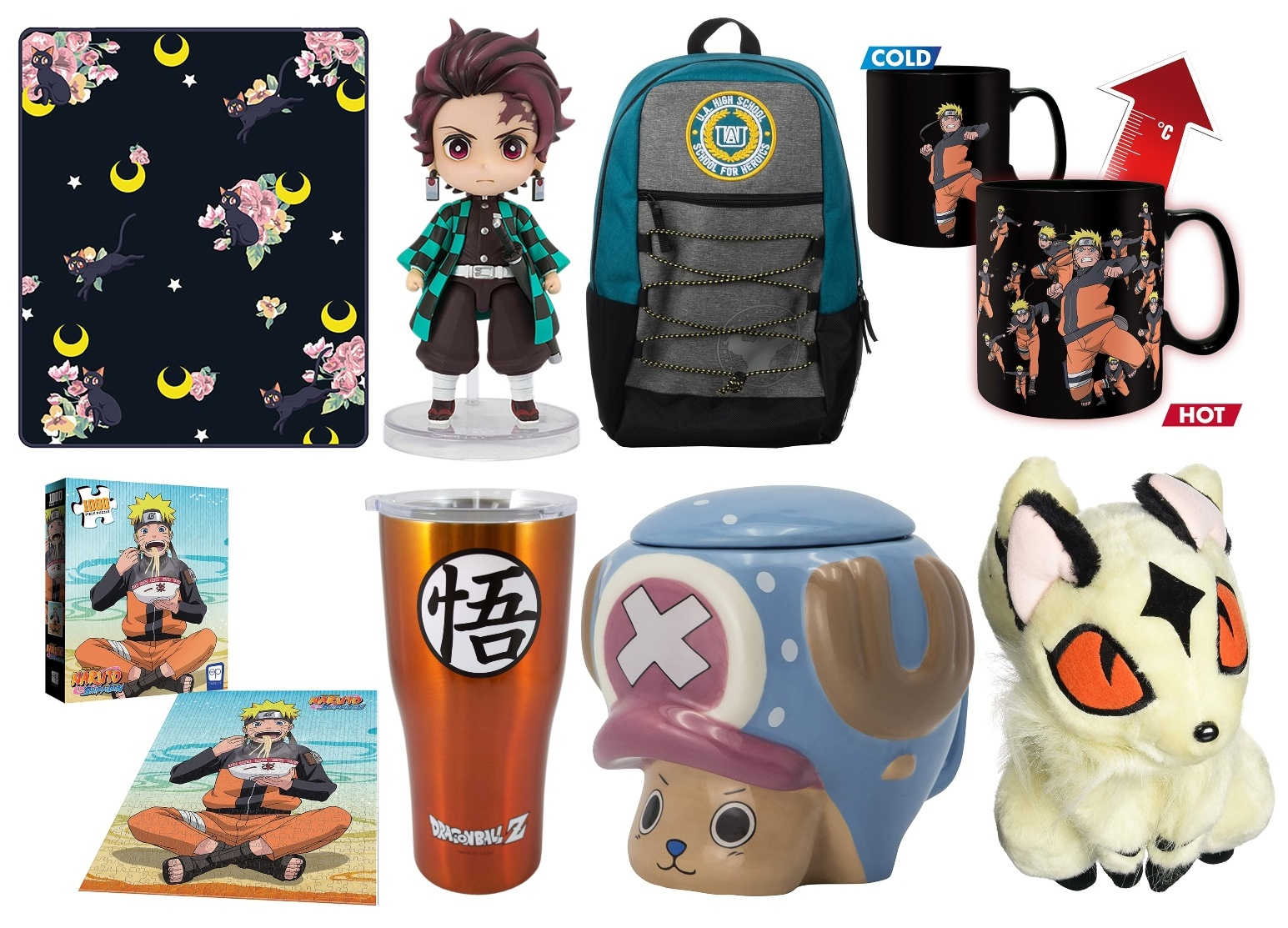 Anime Gifts for Moms that Love Japanese Animation