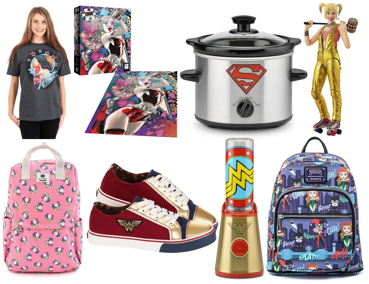 DC Comics Mother's Day Gift Ideas