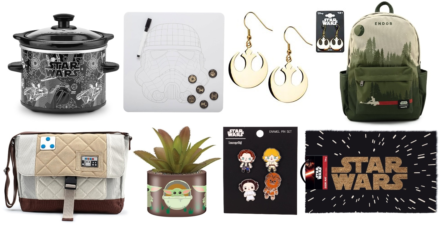 Star Wars Gifts for Moms that Wish They Could Use the Force