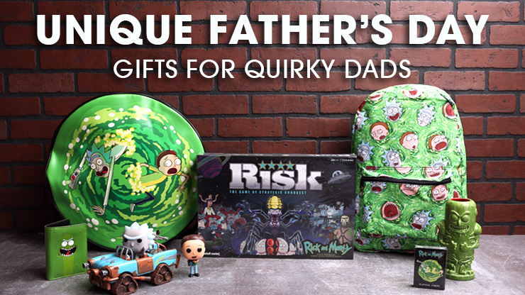 Unique Father's Day Gifts for Quirky Dads