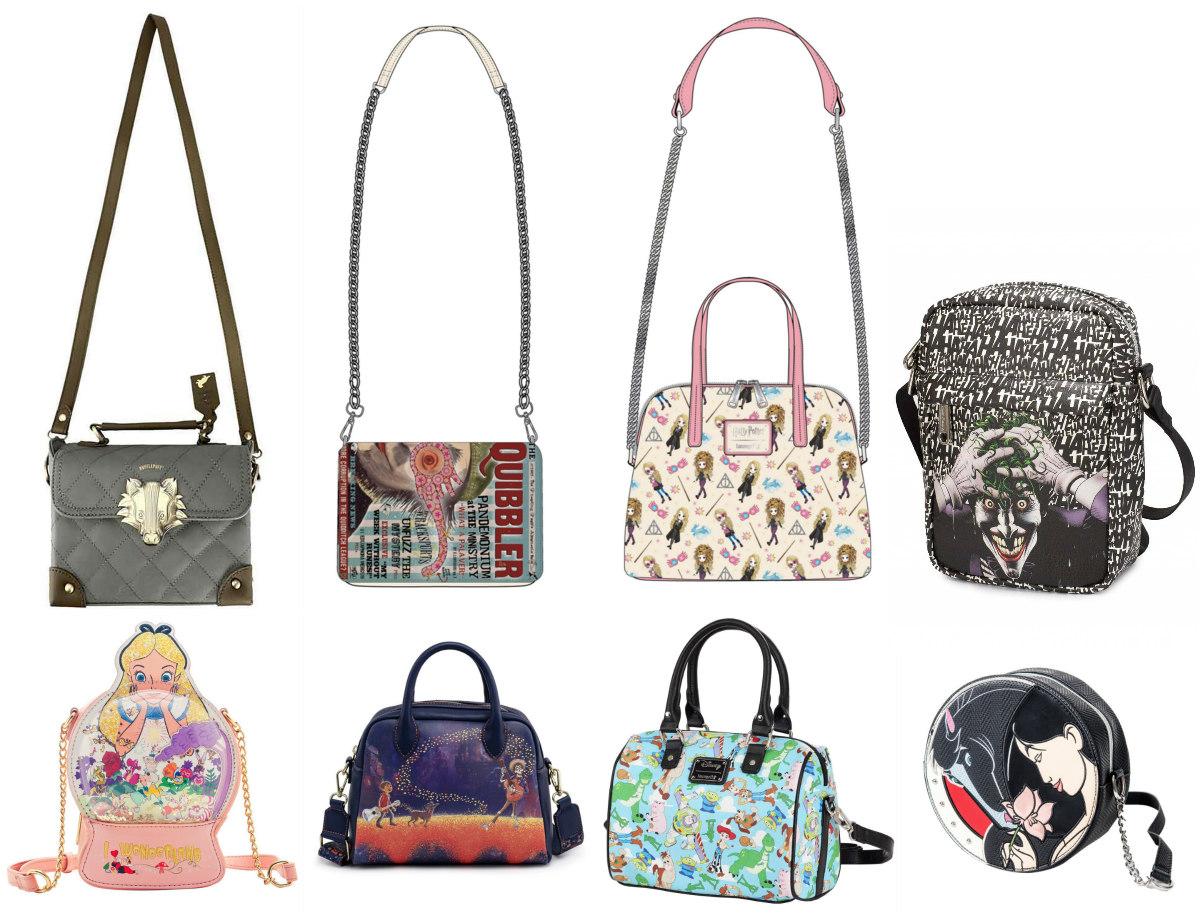 Fun Crossbody Bags and Purses