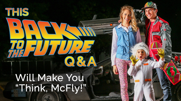 Back to the Future Questions & Answers