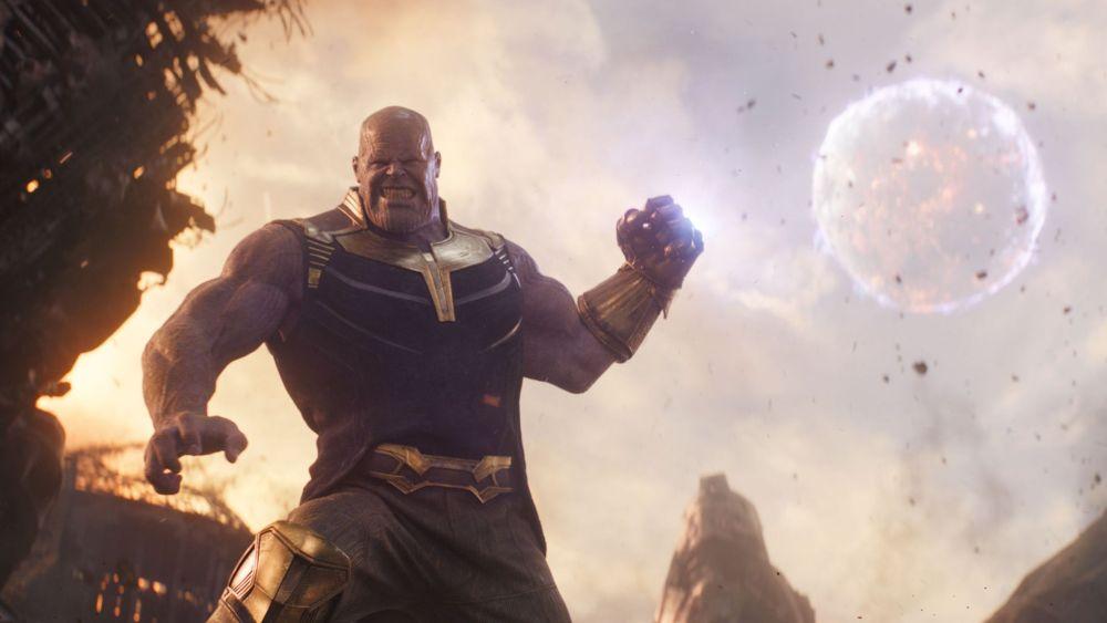 Avengers: Infinity War Box Office Ranking