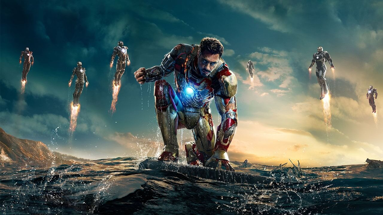 Iron Man 3 Box Office Ranking