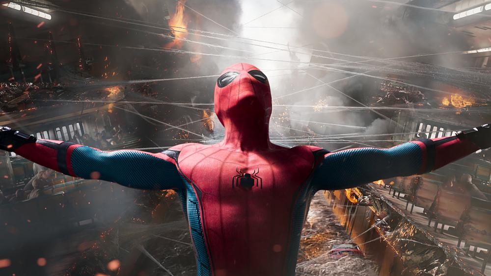 Spider-Man: Homecoming Box Office Ranking