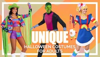Unique Halloween Costumes for Adults That No One Else Will Think Of