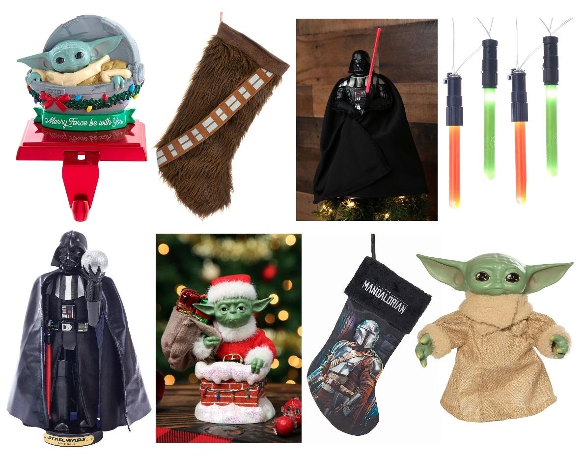Star Wars Christmas Décor