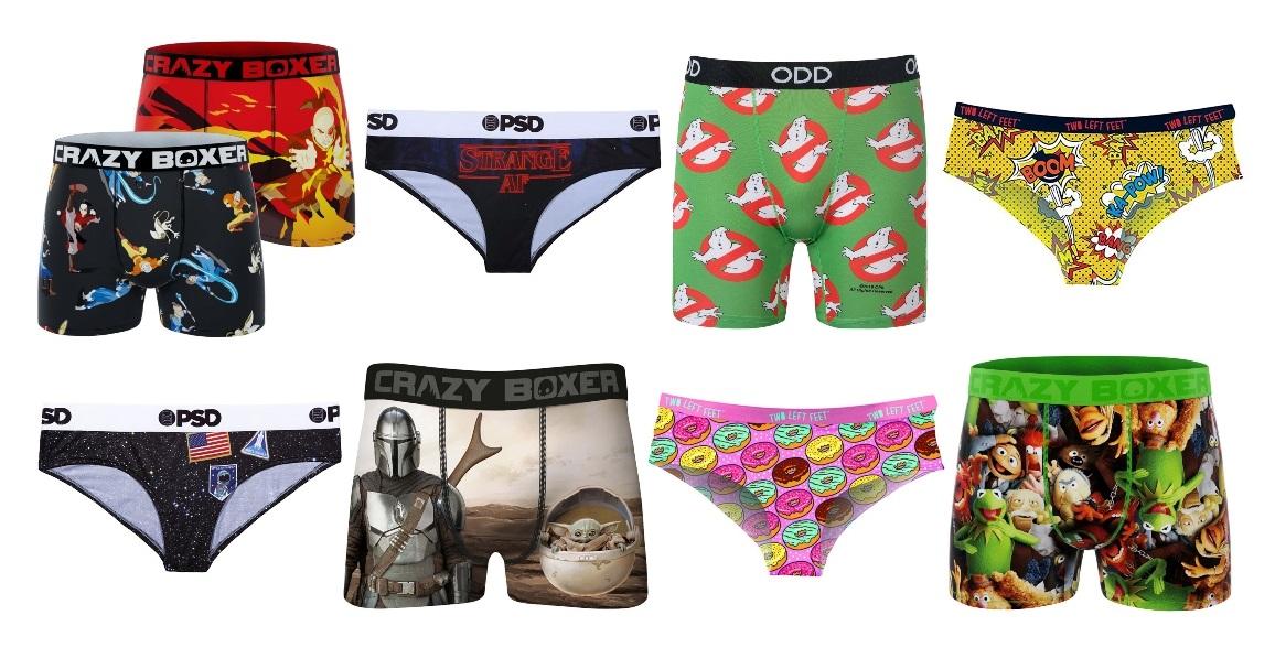 Geeky Adult Underwear