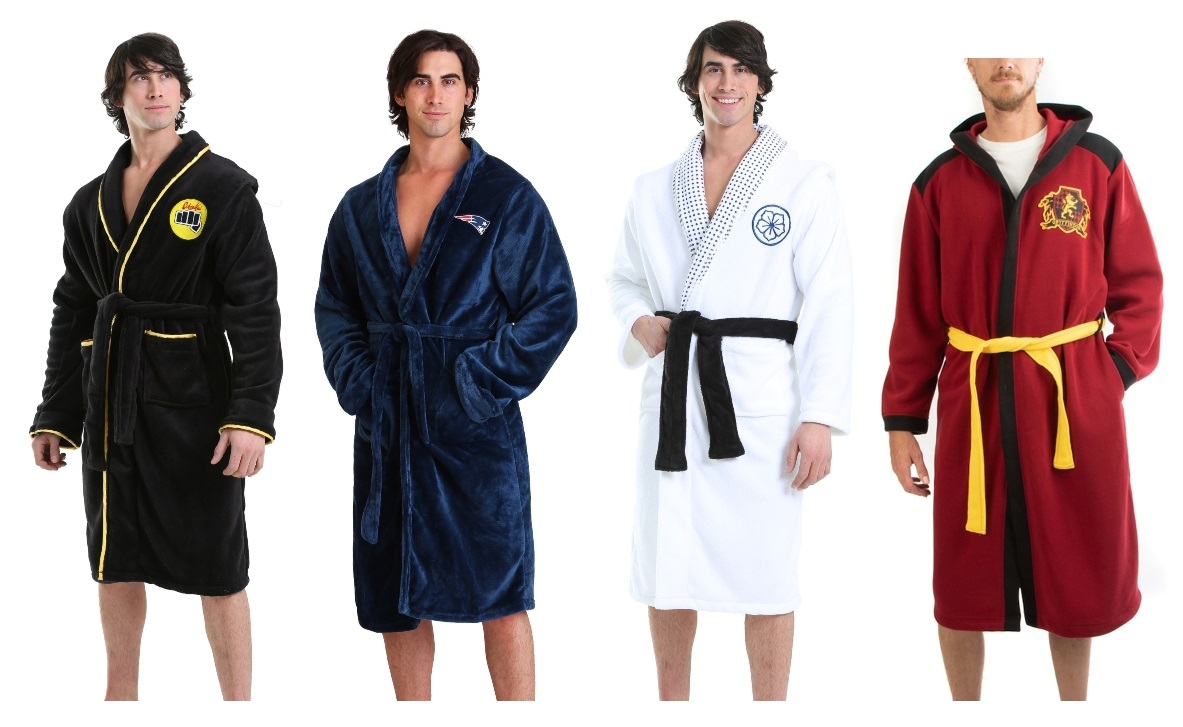 Geeky Robes