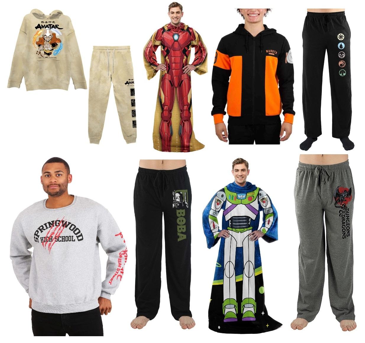Geeky Men's Loungewear