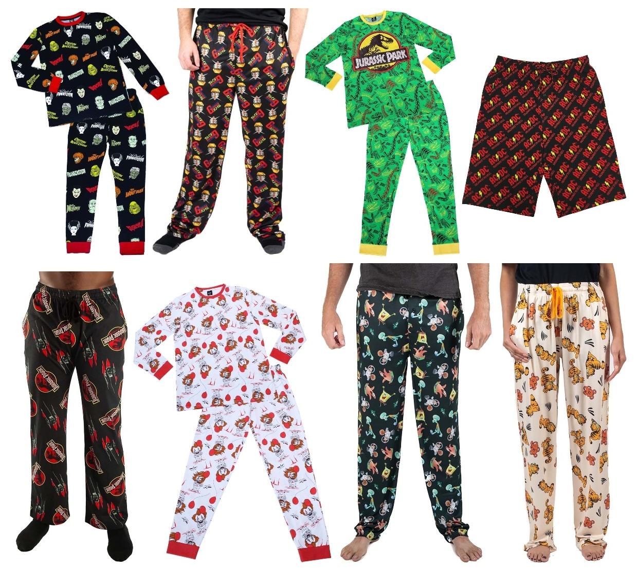 Nerdy Men's Sleepwear