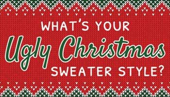 What's Your Ugly Christmas Sweater Style?