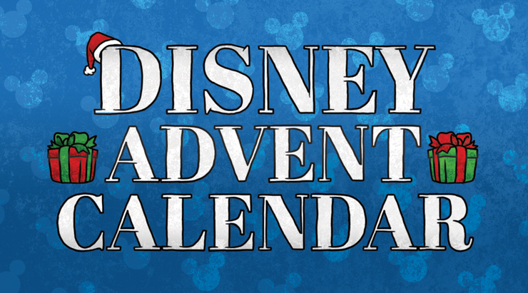 Create Your Own Disney Advent Calendar With This Printable DIY