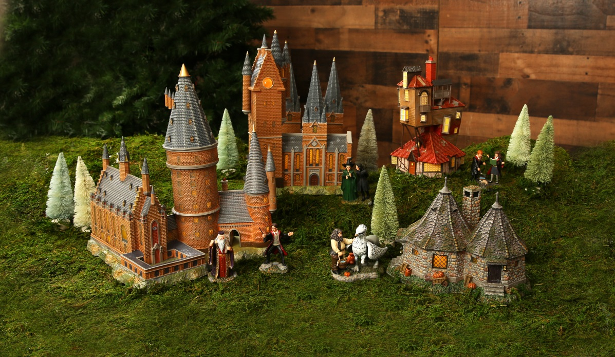 Harry Potter Village Collection by Department 56