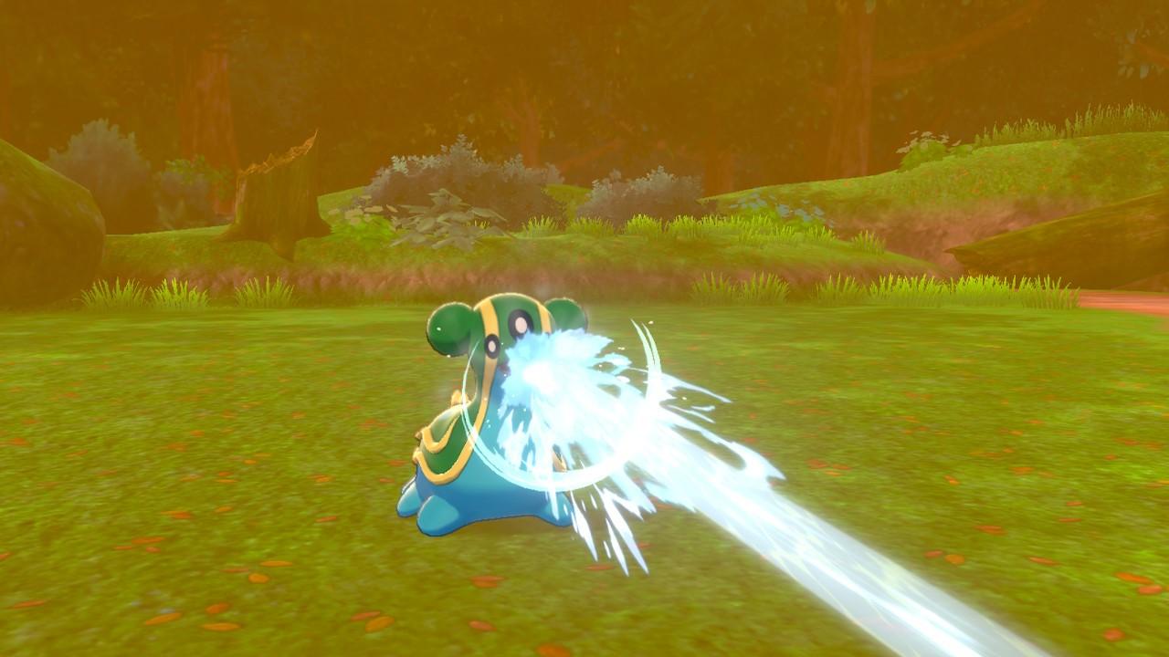 Pokémon Move Scald