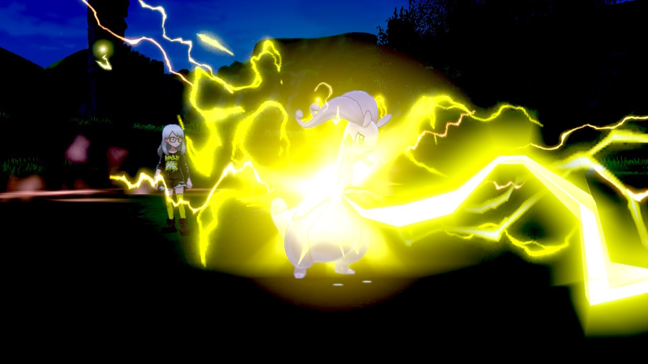 Pokémon Move Thunderbolt