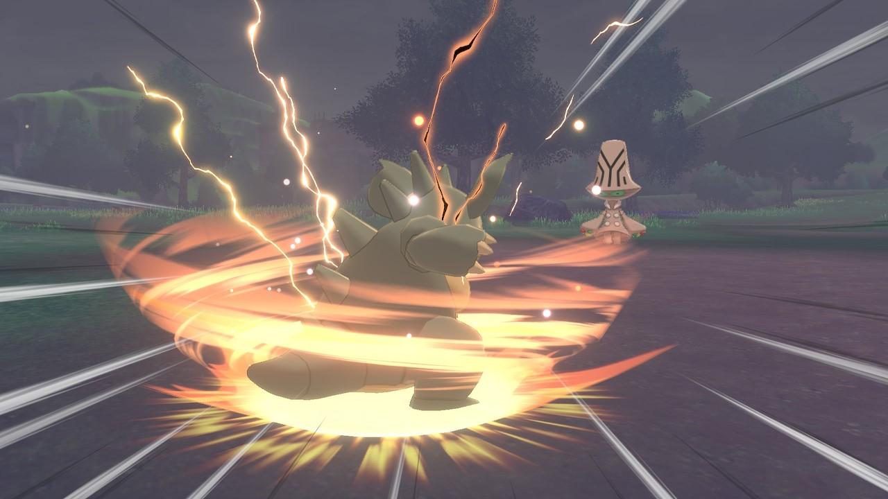 Pokémon Move Superpower