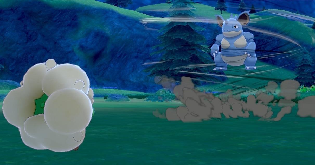 Pokémon Move Hurricane