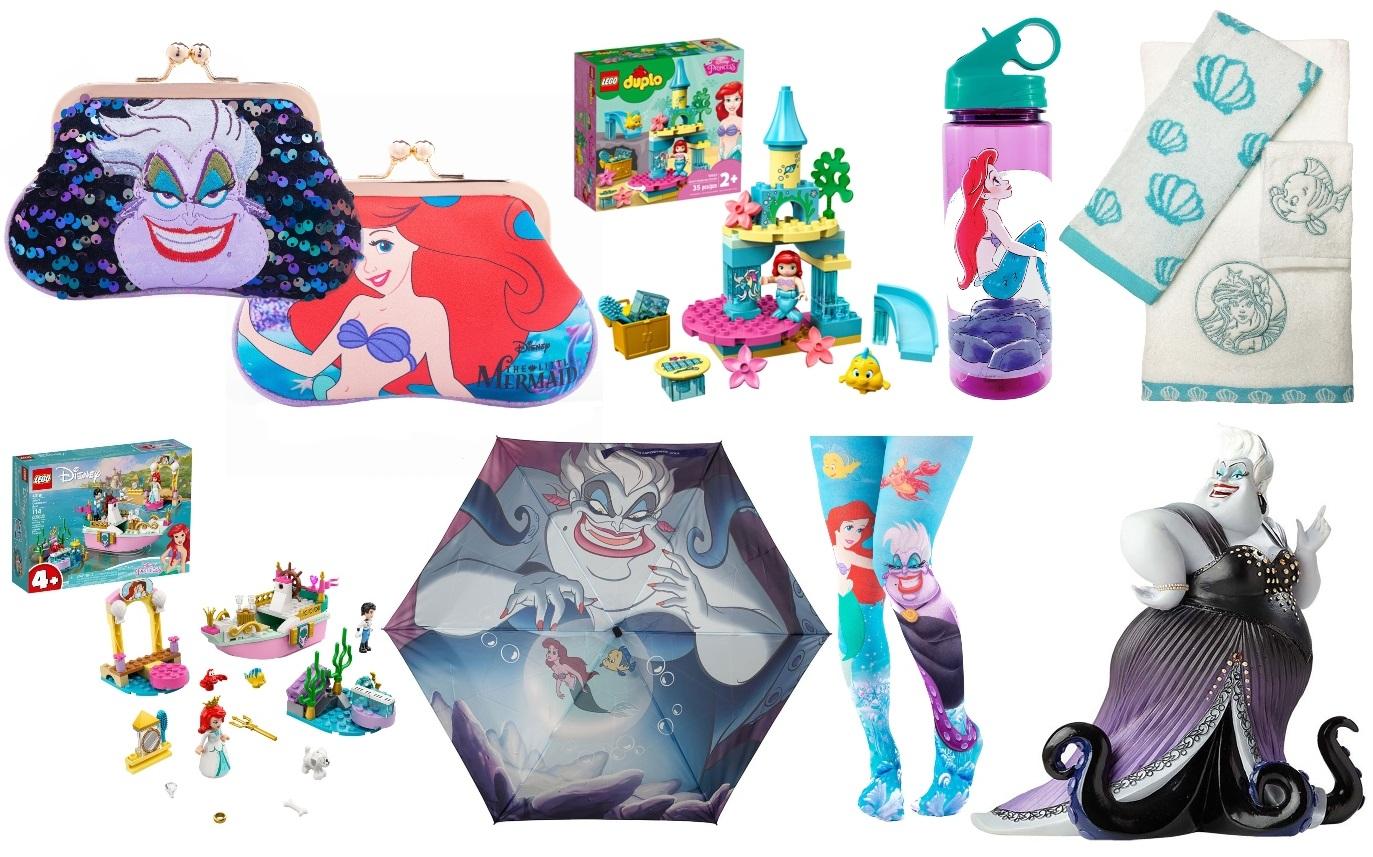 The Little Mermaid Gift Ideas