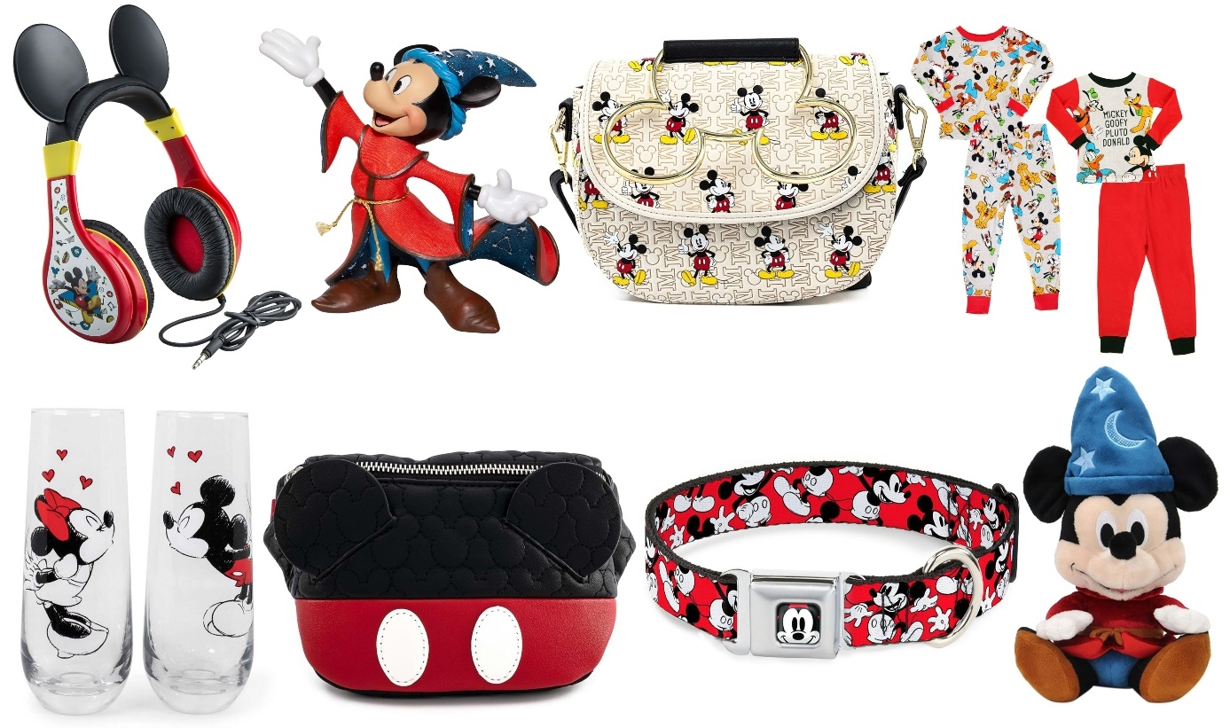 Mickey Mouse Gift Ideas