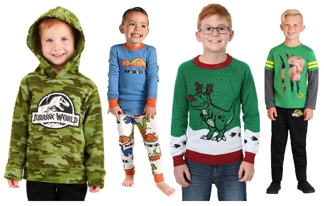 Dinosaur Kids' Clothing