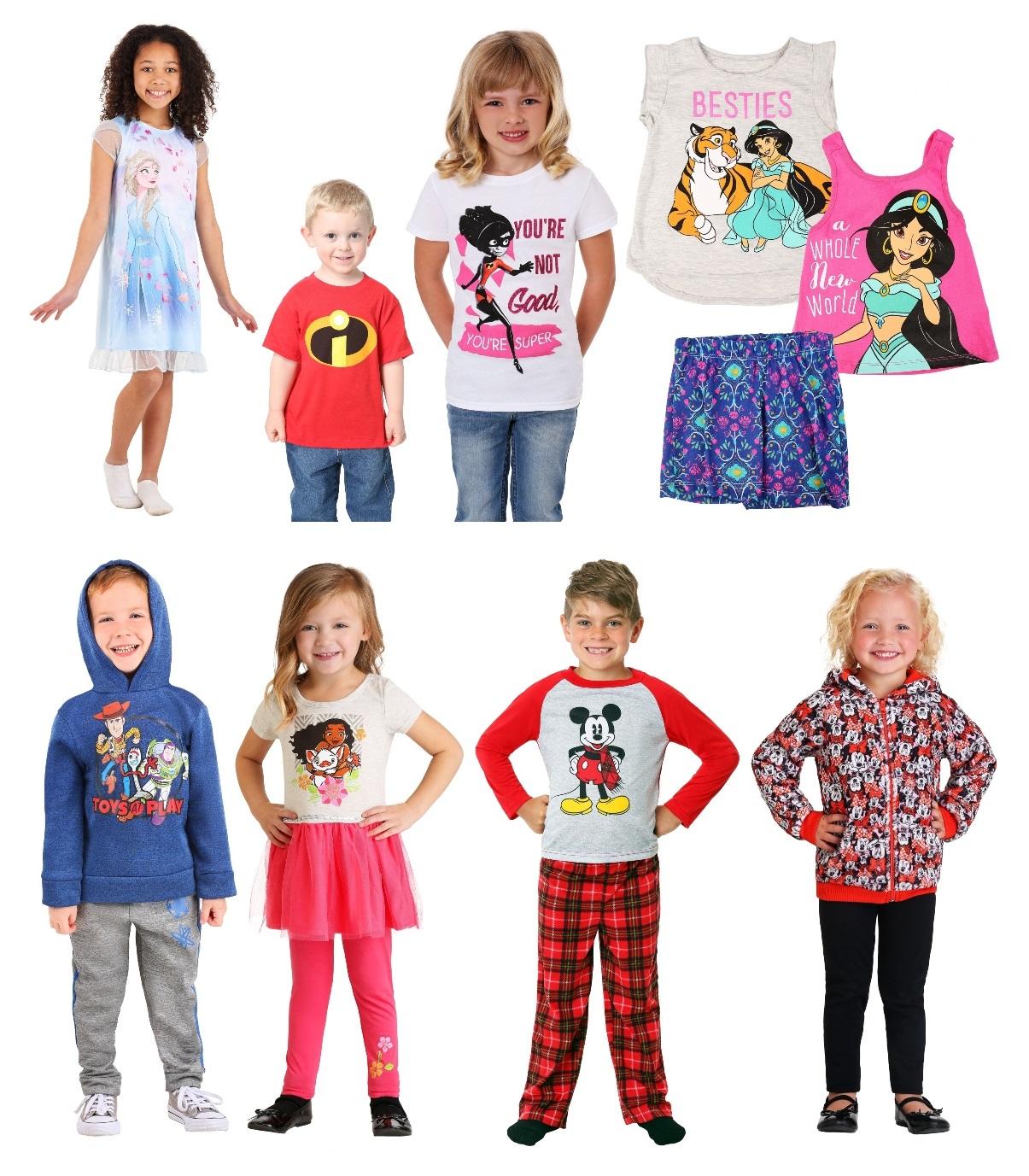 Disney Kids' Clothing