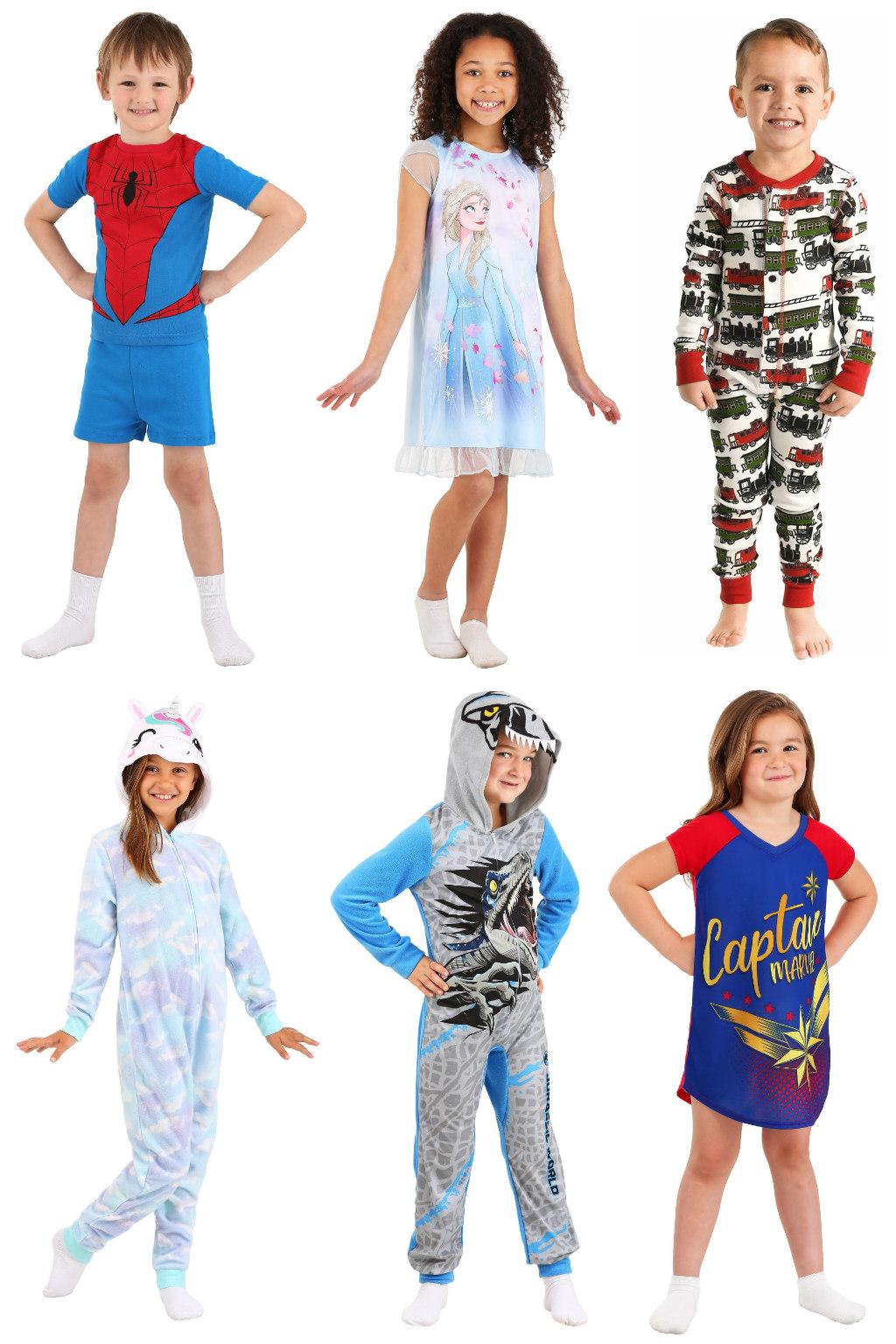 Kids' Sleepwear and Loungewear