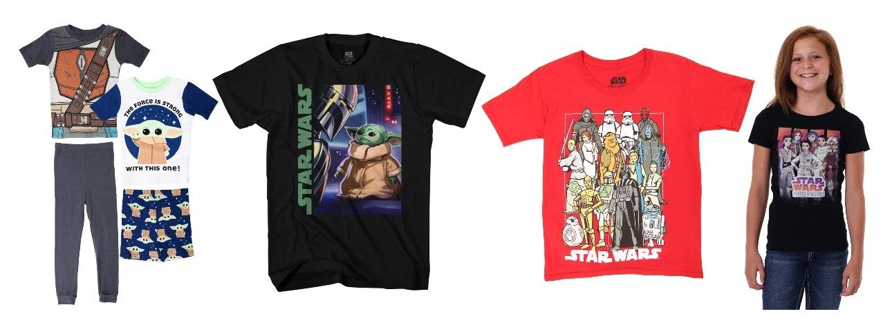 Kids' Star Wars Clothing