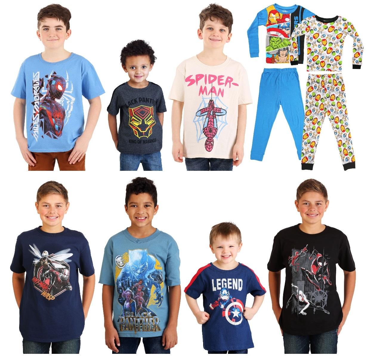 Marvel Kids' Clothing
