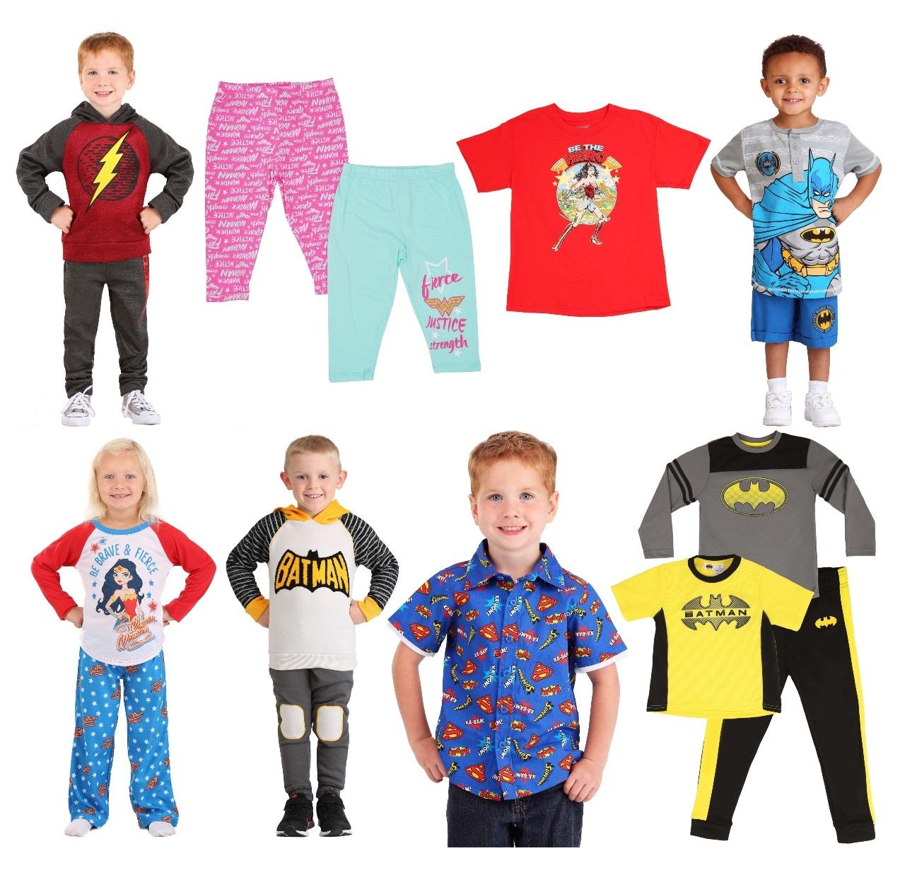 Superhero Kids' Clothes