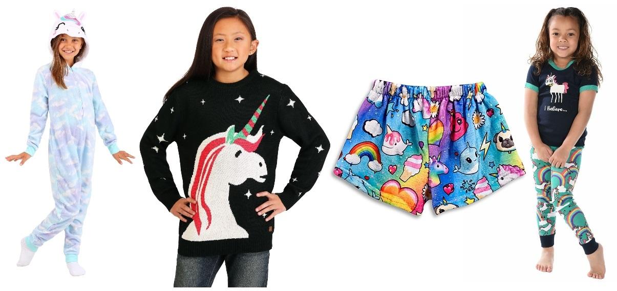 Unicorn Kids' Clothing