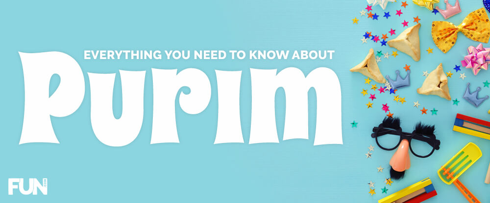 Fun.com Everything You Need to Know About Purim