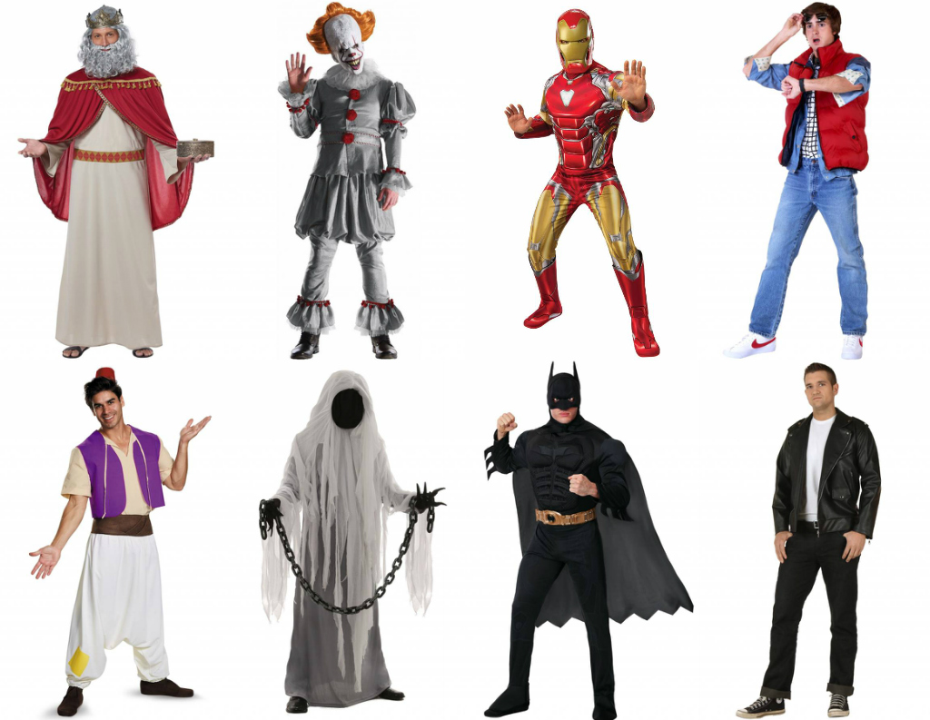 Men's Purim Costume Ideas