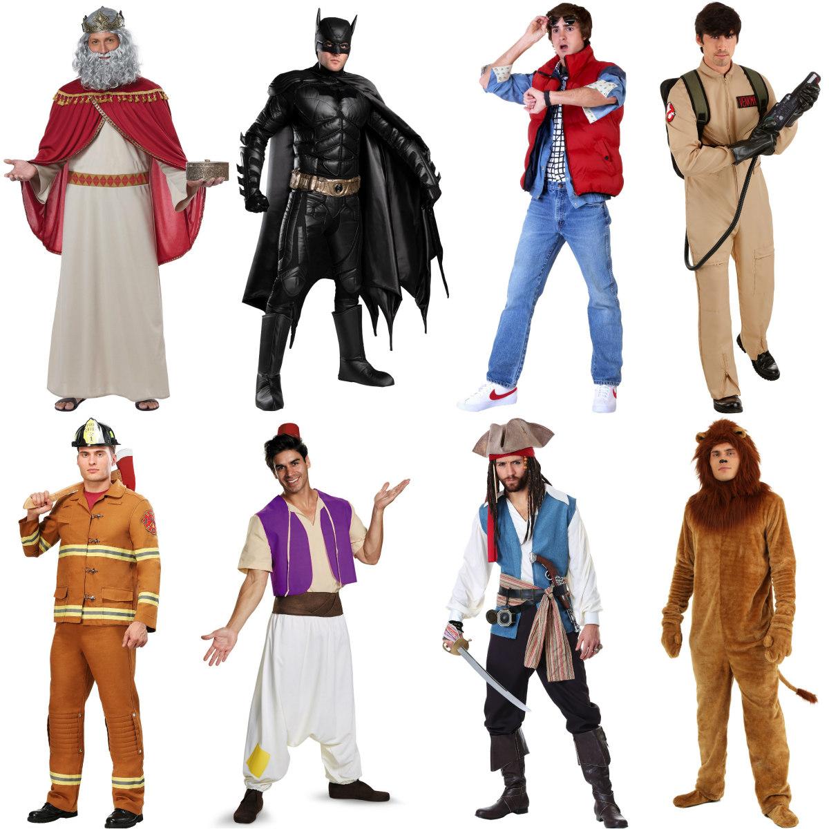 Men's Purim Costumes