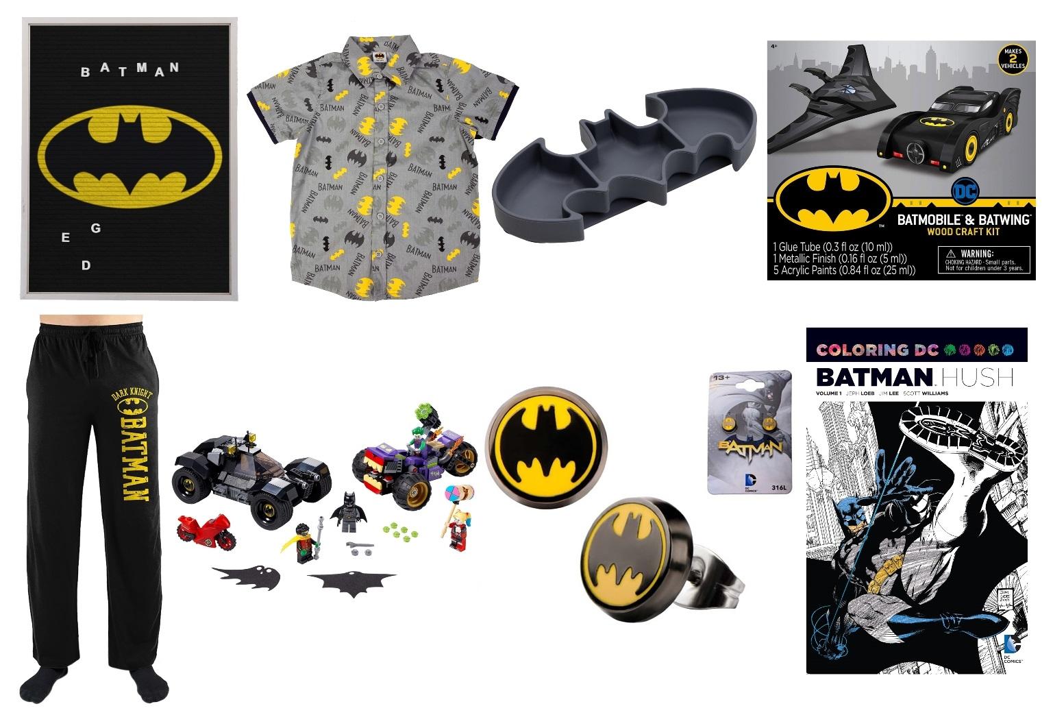 Batman Merchandise