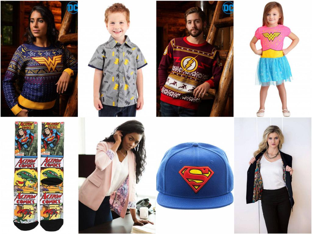 DC Clothing