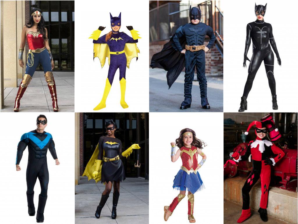 DC Costumes