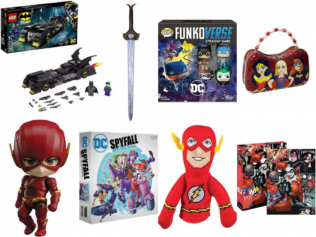 DC Toys and Games