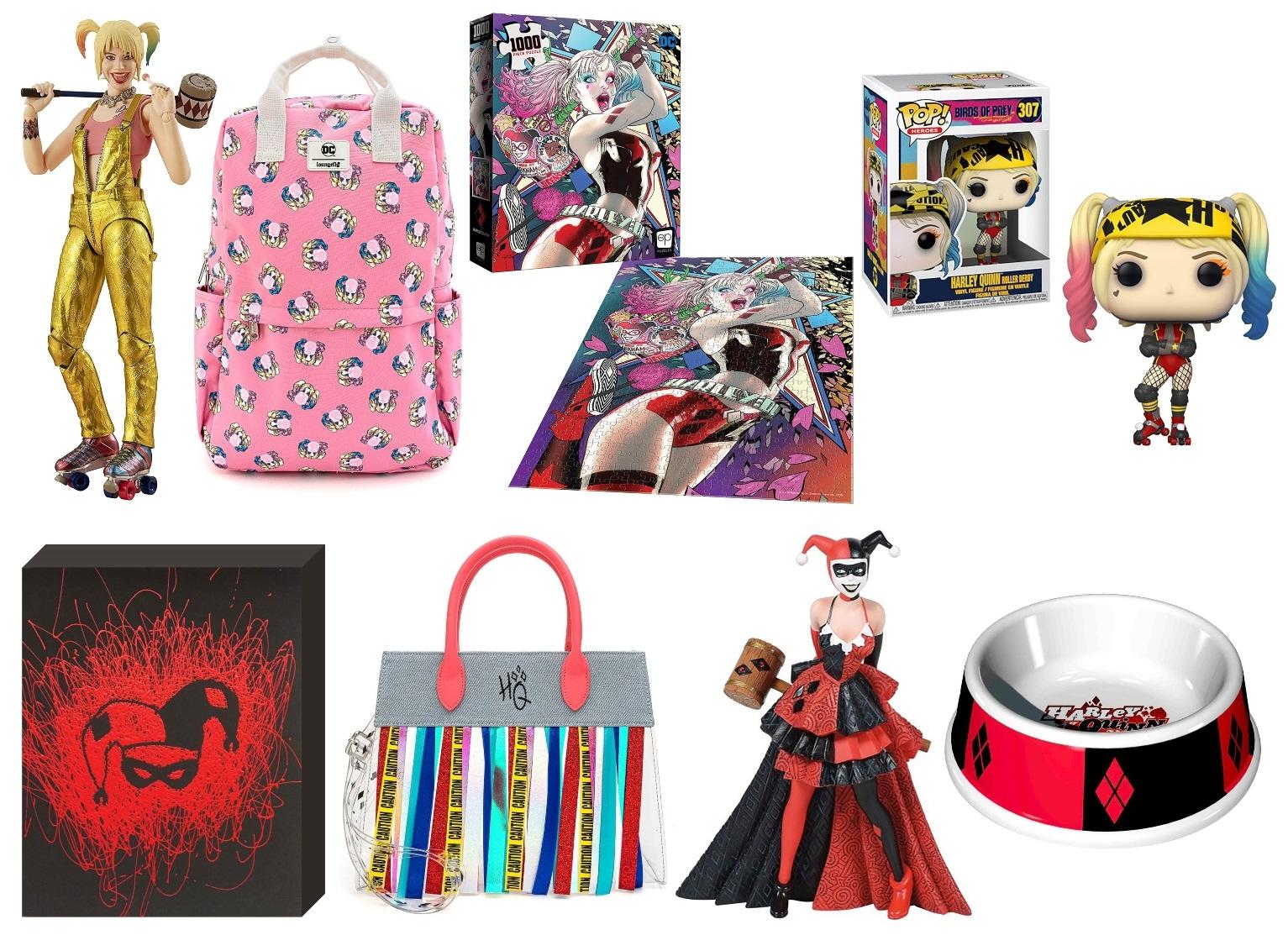 Harley Quinn Merchandise