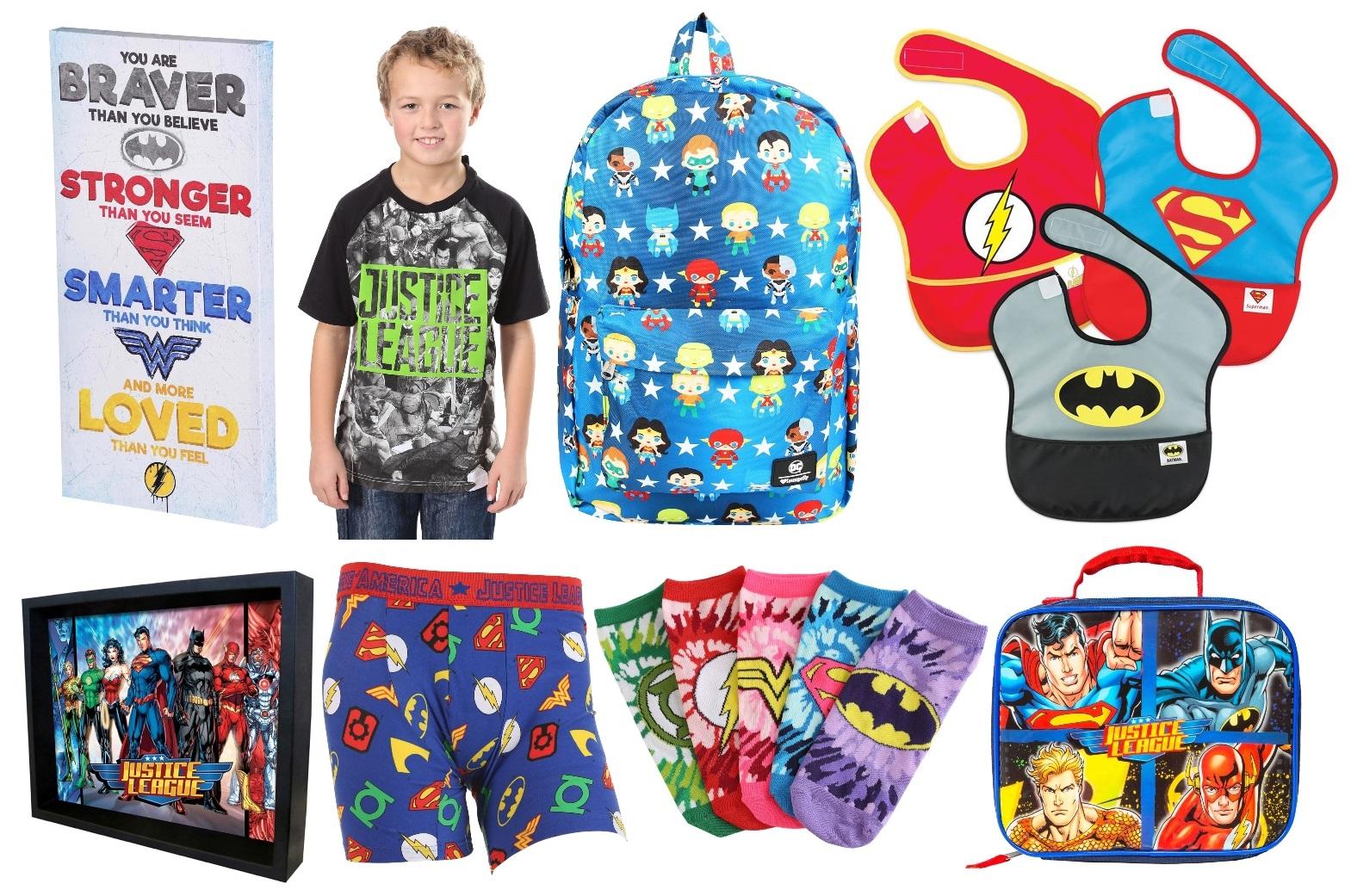 Justice League Merchandise