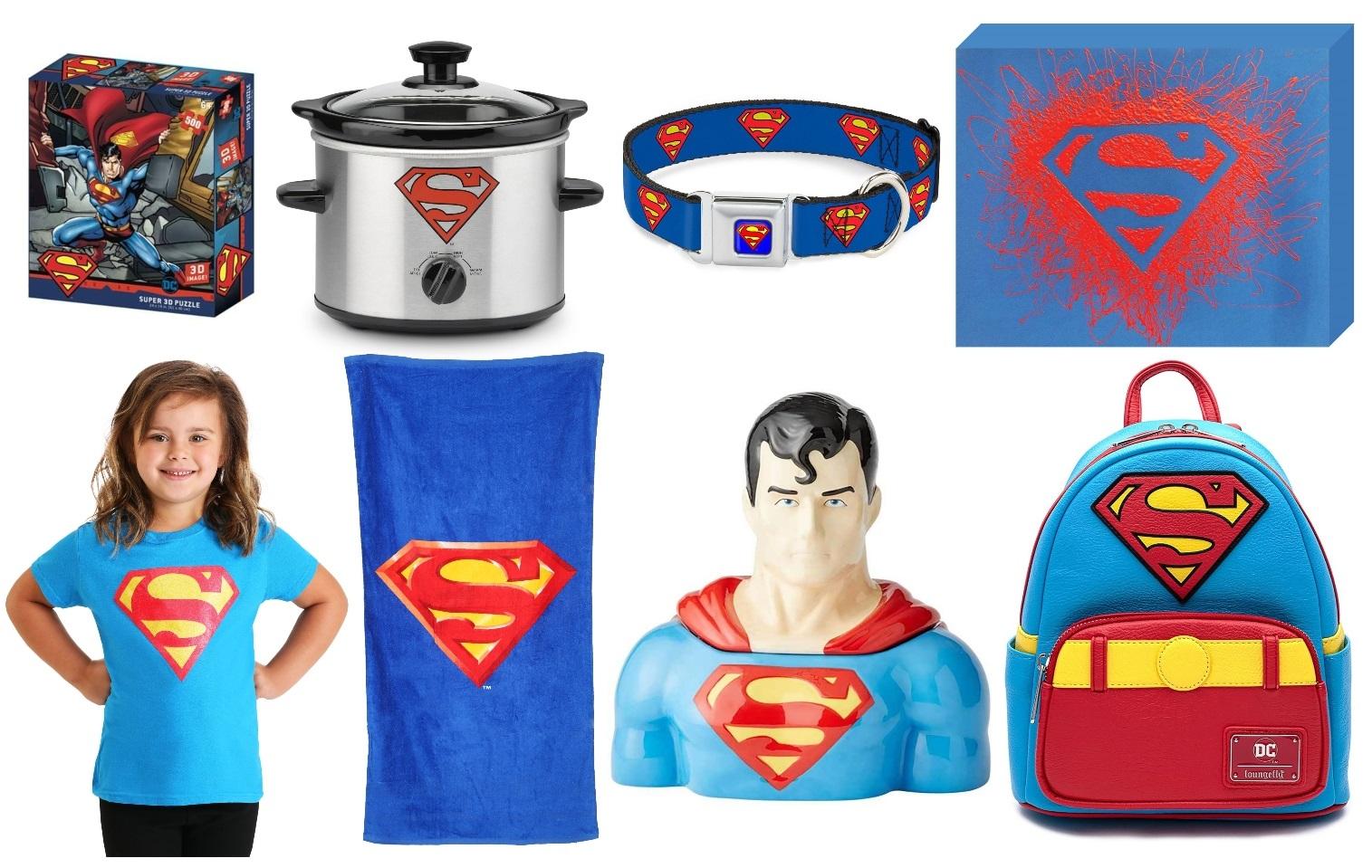 Superman Merchandise