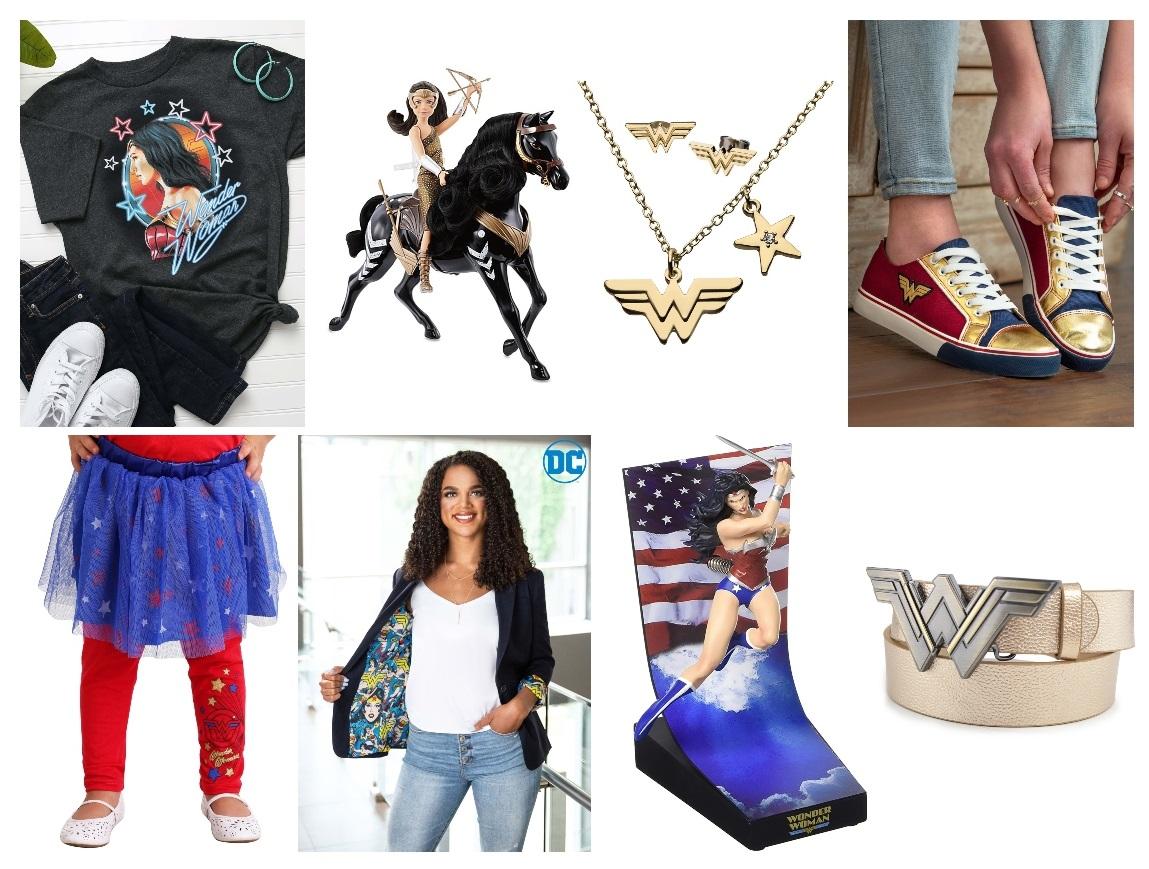 Wonder Woman Merchandise