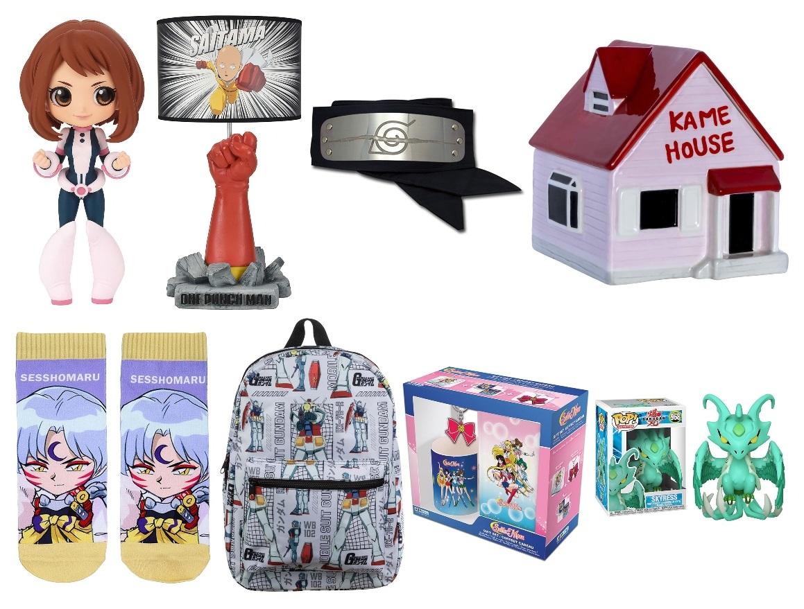 Anime Gift Ideas