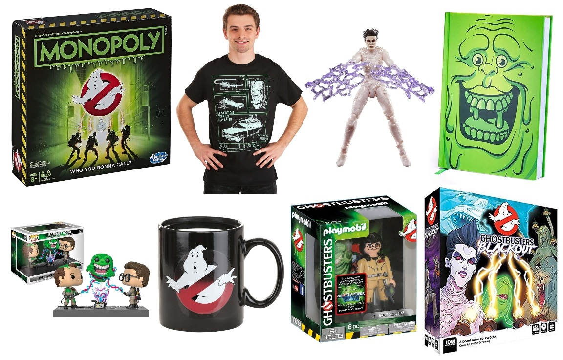 Ghostbusters Gift Ideas