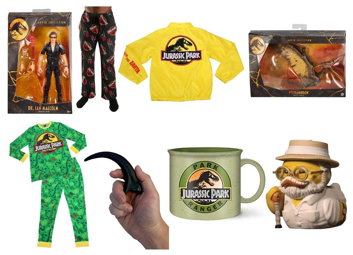 Jurassic Park Gift Ideas