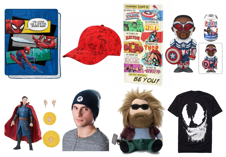 Marvel Gift Ideas